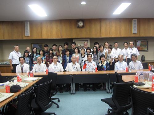 2014年度日本大学生産工学部と中国科技大学管理学院との交流プログラムを実施しました。